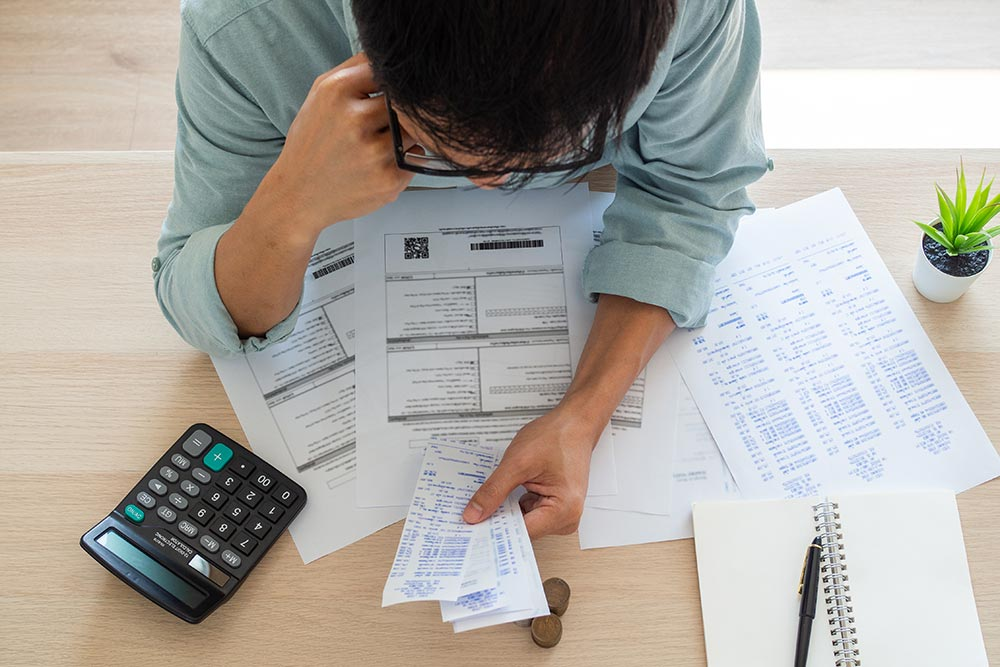 How to Deal With Unexpected Expenses